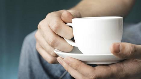 Kahvilla on monia terveyshyötyjä.