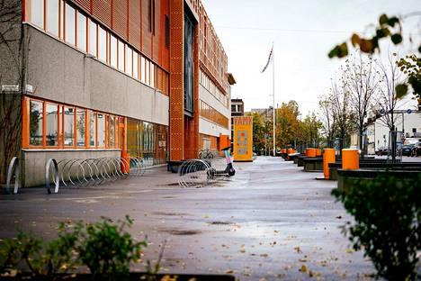 Vaasan yliopisto ja ammattikorkeakoulu ovat etäopetuksessa.