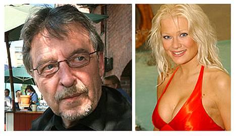 Reijo Salminen paljasti, että paljasti Linda Lampeniuksen olleen meillä kanssani saunassa.