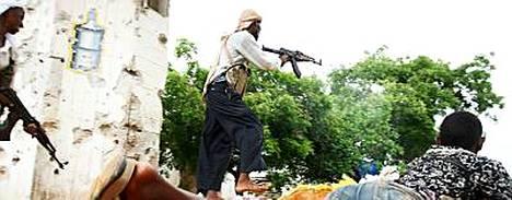 Säpon mukaan noin 20 henkilöä on matkannut Ruotsista Somaliaan taistellakseen terroristijärjestö al Qaidasta mallia ottavan al Shababin riveissä.