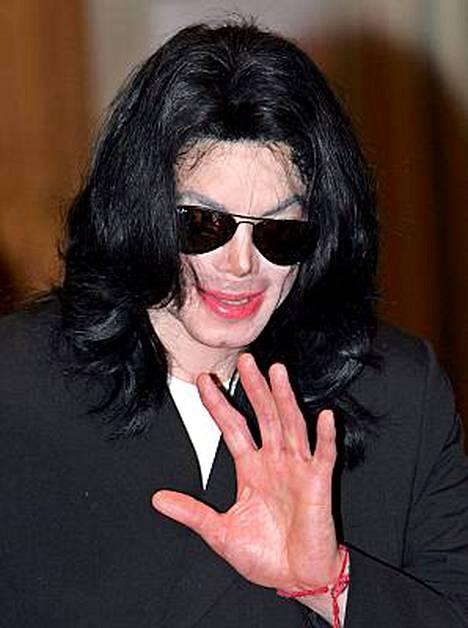 Michael Jackson haluaa nauttia työnsä hedelmistä.