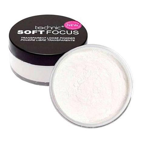 Technic Soft Focus Loose Powder -irtopuuteri, 5,99 €.
