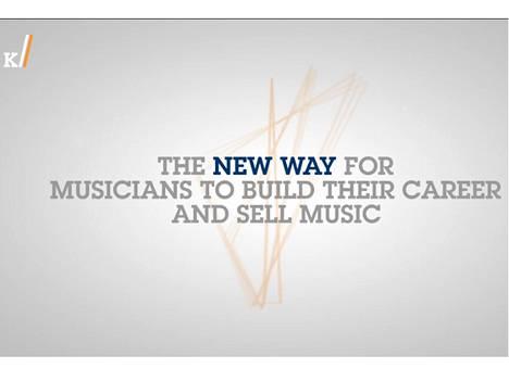 Music Kickup uskoo ilmaisen jakelun takaavan sille myös muita töitä.