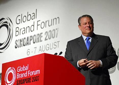 Al Goren kampanja ilmastonsuojelun puolesta halutaan noteerata Nobel-palkinnolla.