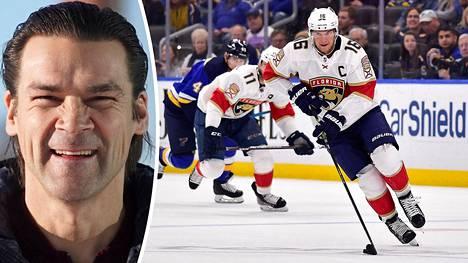 Pitkän NHL-uran pelannut Teppo Numminen otti kantaa Aleksander Barkoviin tuoreessa haastattelussa.