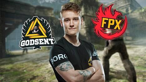 """Jesse """"zehN"""" Linjalan tähdittämä joukkue edustaa tällä hetkellä Godsent-organisaatiota, mutta huhut vievät tiimiä CS:ään paluuta tekevään FunPlus Phoenixiin."""