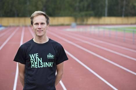 Aki Nummela on kokenut kestävyysjuoksija ja juoksuvalmentaja.