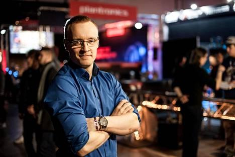 Joonas Kapiainen toimii liiton puheenjohtajana.