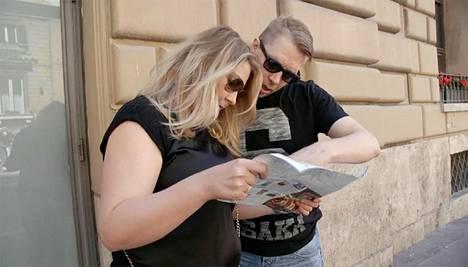 Johanna ja Markus uskovat, että löytävät kultaisen keskitien.
