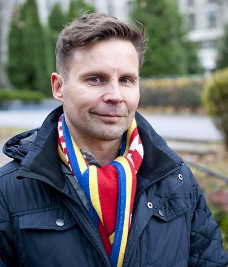 Janne Lahtelan kumparelasku-ura kesti huimat 15 vuotta.