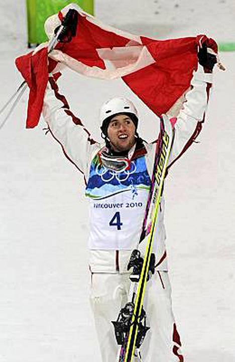 Alex Bilodeau on ensimmäinen Kanadassa olympiakultaa voittanut kanadalainen.