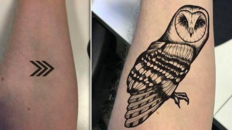 Ennen Tatuointia