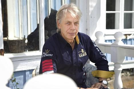 Kari Vepsä pitää erityisesti pienistä ja perinteisistä lavoista.