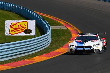 Krohn ja Edwards ajoivat kesällä Watkins Glenin osakilpailussa kahdeksanneksi IMSA-sarjassa.