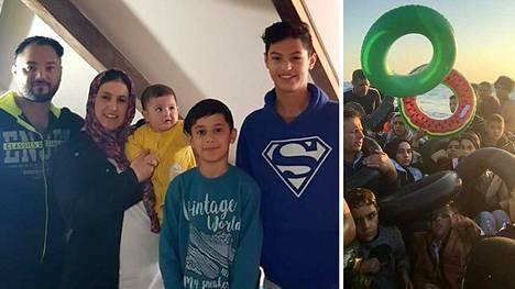 Suomi olisi Irakista perheineen paenneen Ahmedin mielestä se maailman paras maa, he voisivat elää turvassa.