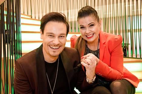 Sani ja Tommi Soidinmäki tekevät Joulun tähdet   -kirkkokiertueen, joka käynnistyy Pirkkalan kirkosta 9. päivä joulukuuta.