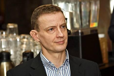 Etlan tutkimusjohtaja Jyrki Ali-Yrkkö.
