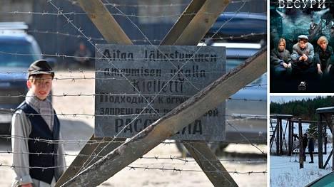 Taiteellisesti dramatisoitu Vesuri-elokuva kertoo Suomen ylläpitämille leireille joutuneiden neuvostoliittolaisten lasten kohtaloista Itä-Karjalassa. Vesuri-nimi on symbolinen viittaus siihen, että aivan kuin vesurilla raivataan metsän nuorta kasvustoa niin myös suomalaisten leireille joutui nuoria venäläislapsia.