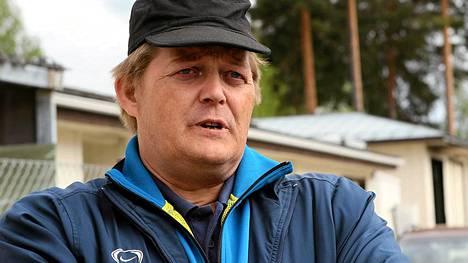 Seppo Räty on tuskastunut suomalaisen urheilujohdon toimintaan.