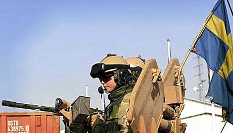 Ruotsilla on Afganistanissa yli 500 sotilasta.