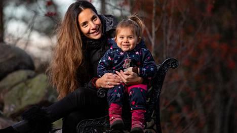 Luisa sairastui synnytyksen jälkeiseen masennukseen muutamia kuukausia Isla-tyttären syntymän jälkeen.