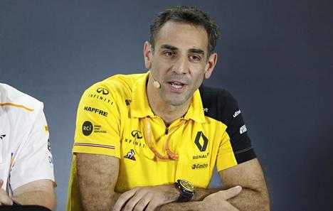 Renault'n tallipäällikkö Cyril Abiteboul epäili, että Red Bull ei ole kiinnostunut heidän voimanlähteistään.