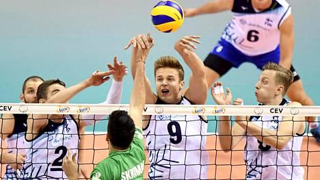 Lentopallon MM-kisat käynnistyvät – Tommi Siirilä pelaa myös työpaikkansa puolesta