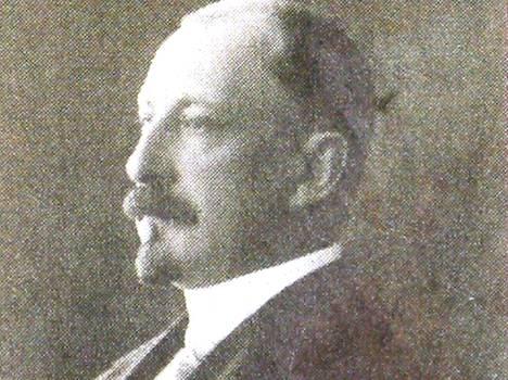 Valter Henrik Juvelius, tunnettu myös nimellä Valter Juva.