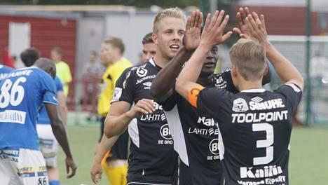 FC Lahti voitti valituksensa Urheilun oikeusturvalautakunnassa.