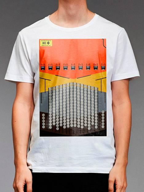 Makia veti viimeisetkin paitansa myynnissä tänään torstaina. Poisveto tuottaa yritykselle tappiota.