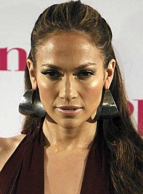 Jennifer Lopez joutui keskelle poliittista kriisiä.