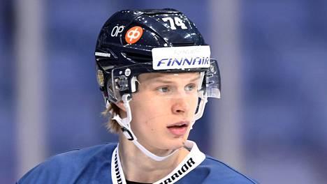 Antti Suomelan HIFK-sopimus julkistettiin sunnuntaina.