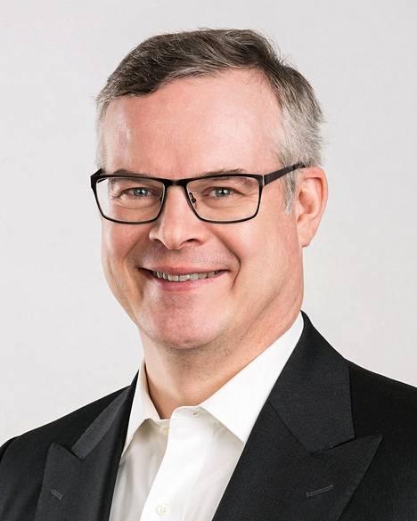 Husin Diagnostiikkajohtaja Lasse Lehtonen.