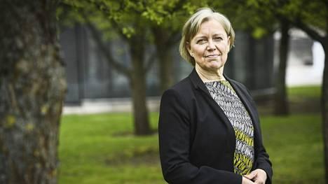Eduskunnan apulaisoikeusasiamies Maija Sakslin