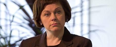 Keskustan Paula Lehtomäki jäi rannalle 4486 äänellä.