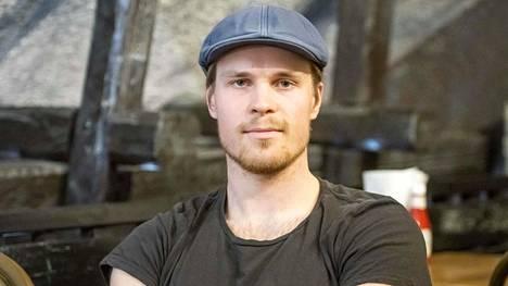 Mikko Lehtonen kuvattuna viime toukokuussa Turussa.