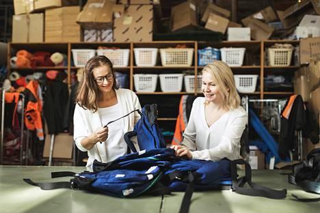 Globe Hope on Seija Lukkalan (vas.) vuonna 2003 perustama designyritys, joka valmistaa laukkuja ja asusteita kierrätys- ja ylijäämämateriaaleista sekä luonnonkosmetiikkaa pohjoismaisista raaka-aineista. Kulttuuriministeriö on myöntänyt Globe Hopelle Taiteen ja Kulttuurin Suomi Palkinnon vuonna 2006. Globe Hope sijaitsee Vihdin Nummelassa ja työllistää yli 30 henkilöä.