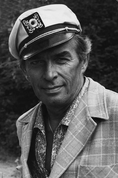 Tapio Rautavaaran viimeinen elokuvarooli. Jörn Donnerin ohjaama Anna valmistui 1971.