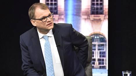 Juha Sipilä otti MTV:n tentissä kantaa maahanmuuttoon.