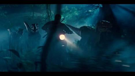 Jurassic Park -traileri