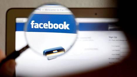 Kohdennettu mainonta on keskeinen osa esimerkiksi Facebook-palvelun toimintaa.