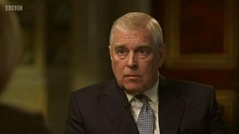Prinssi Andrew antoi marraskuussa BBC:lle pitkän haastattelun, jossa hän selitti yhteyksiään Jeffrey Epsteiniin.