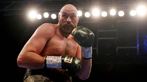 Tyson Fury ja Deontay Wilder iskevät mestaruudesta joulukuun alussa