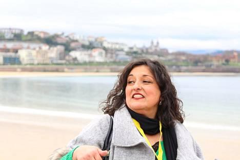 Maria José Prieto tuntee baskien ruokakulttuurin.