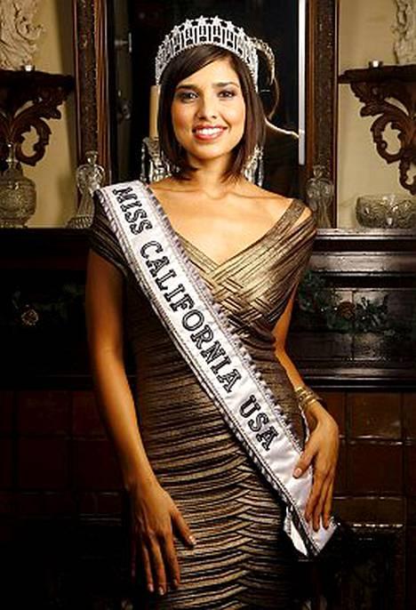 Christina Silva sai nauttia tittelistään kokonaiset neljä päivää.