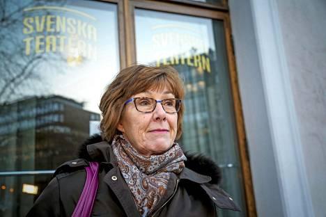 Kati Saarnilahti kehuu ruotsinkielisten yhteistyökykyä.