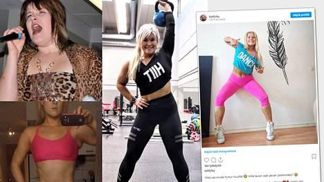 Kun Kati Lytsy alkoi vuonna 2011 opiskella liikunnanohjaajaksi, hän ei enää jaksanut voida huonosti.