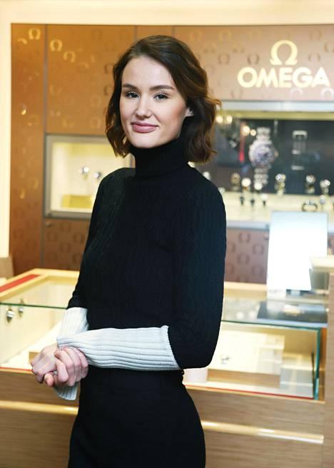 Beata Papp osallistui Miss Suomi -kilpailuun vuonna 2018.
