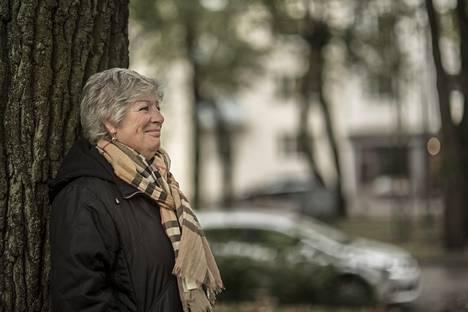 Angela Reponen suuntaa lokakuussa auringon lämpöön Kanarialle.