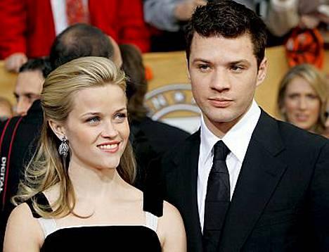 Reese Witherspoon ja Ryan Philippe erosivat vuoden 2006 lopulla.